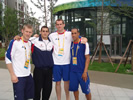 British Olympic Boxers all Medalist Olympics 2008.