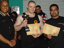 Kit Sinnett 1st Place - Kuo Shu Chinese Full Contact competition 2010.